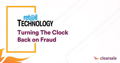 Turning The Clock Back on Fraud