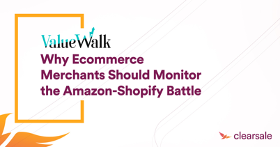 Why Ecommerce Merchants Should Monitor the Amazon-Shopify Battle