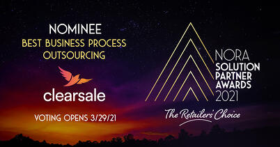 """ClearSale Nominated for """"Best Business Process Outsourcing"""" in the NORA Awards"""