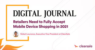 Retailers Need to Fully Accept Mobile Device Shopping in 2021