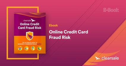Online Credit Card Fraud Ebook