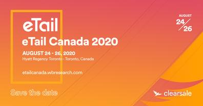 SaveTheDate - eTail Canada 2020 -wide