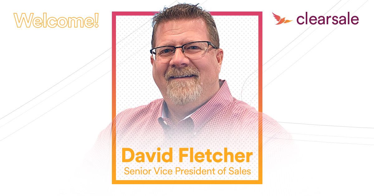 ClearSale Welcomes David Fletcher as Senior Vice President of Sales