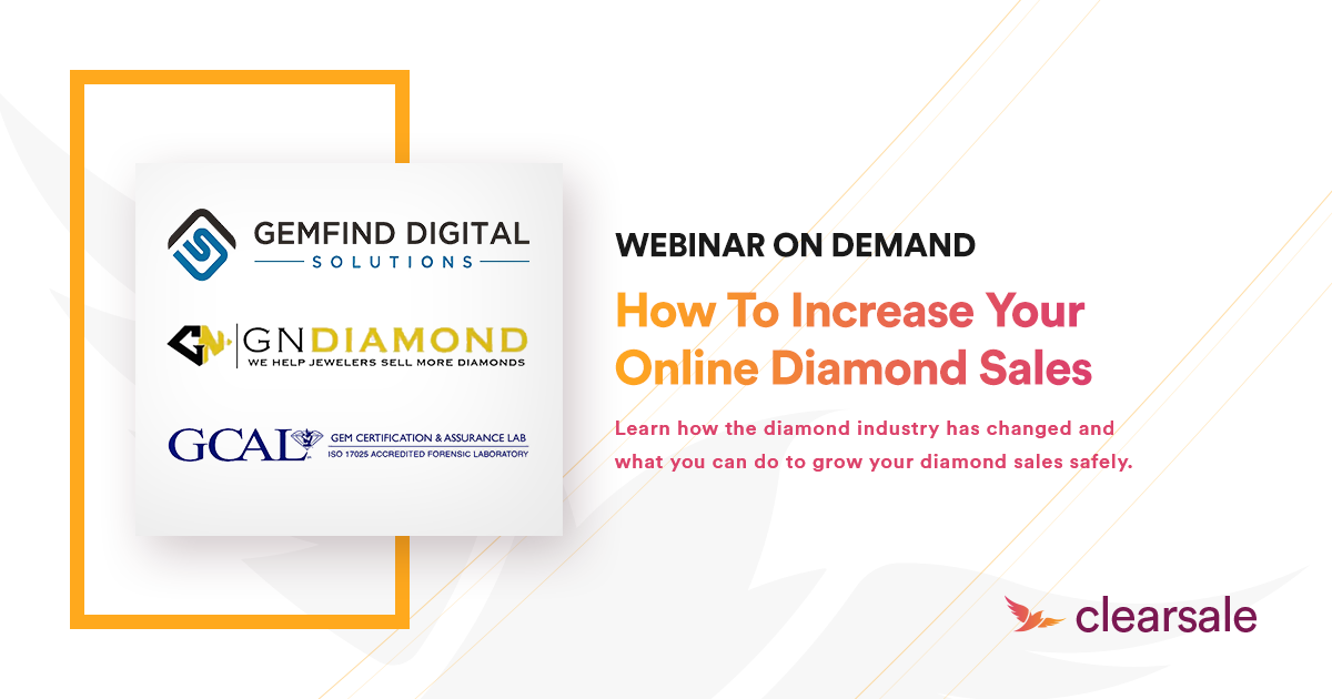 How To Increase Your Online Diamond Sales