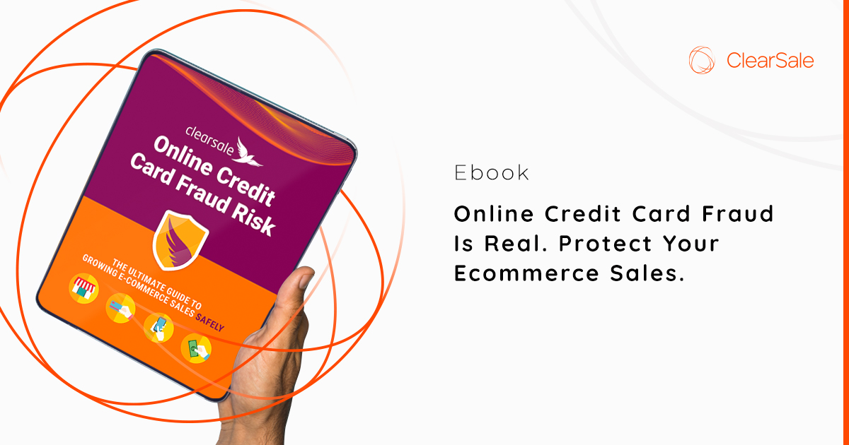 Online Credit Card Fraud Is Real. Protect Your Ecommerce Sales_