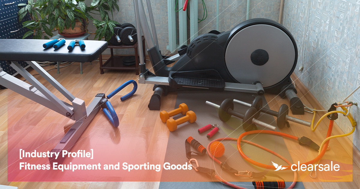 [Industry Profile] Fitness Equipment and Sporting Goods