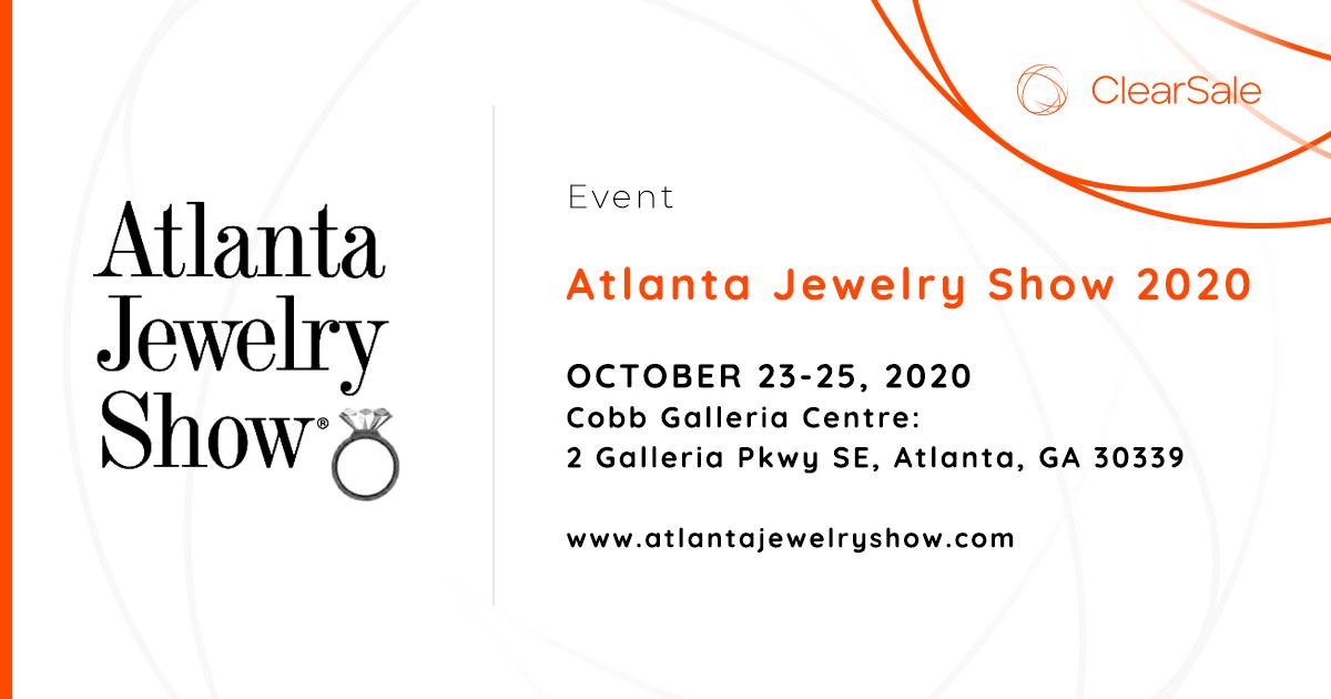 Atlanta Jewelry Show 2020