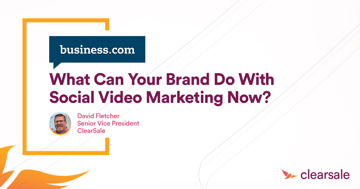 What Can Your Brand Do With Social Video Marketing Now?