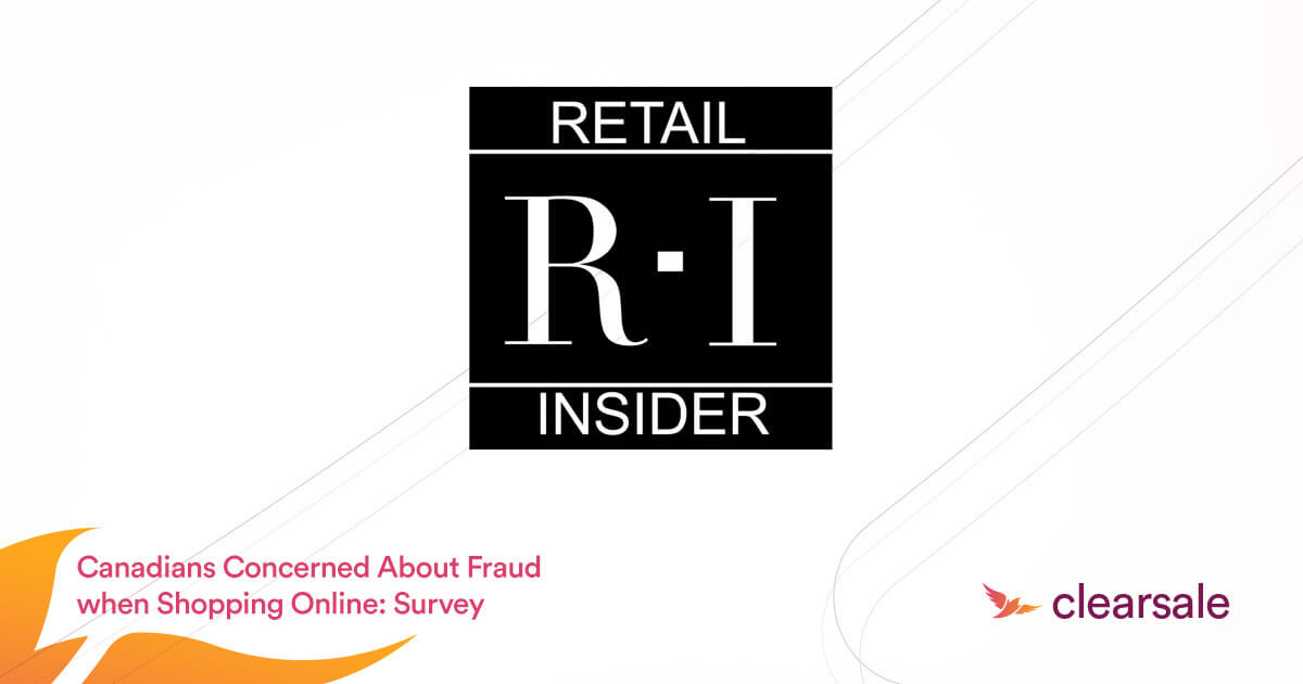 Canadians Concerned About Fraud when Shopping Online: Survey