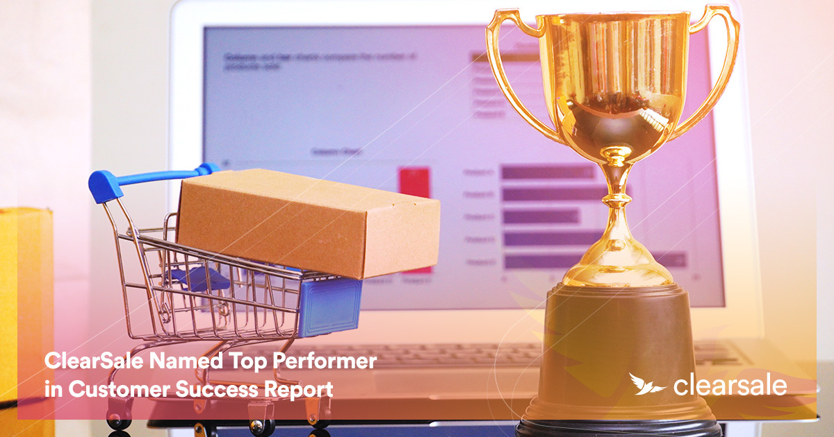 ClearSale Named Top Performer in Customer Success Report