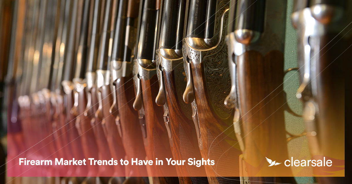 Firearm Market Trends to Have in Your Sights