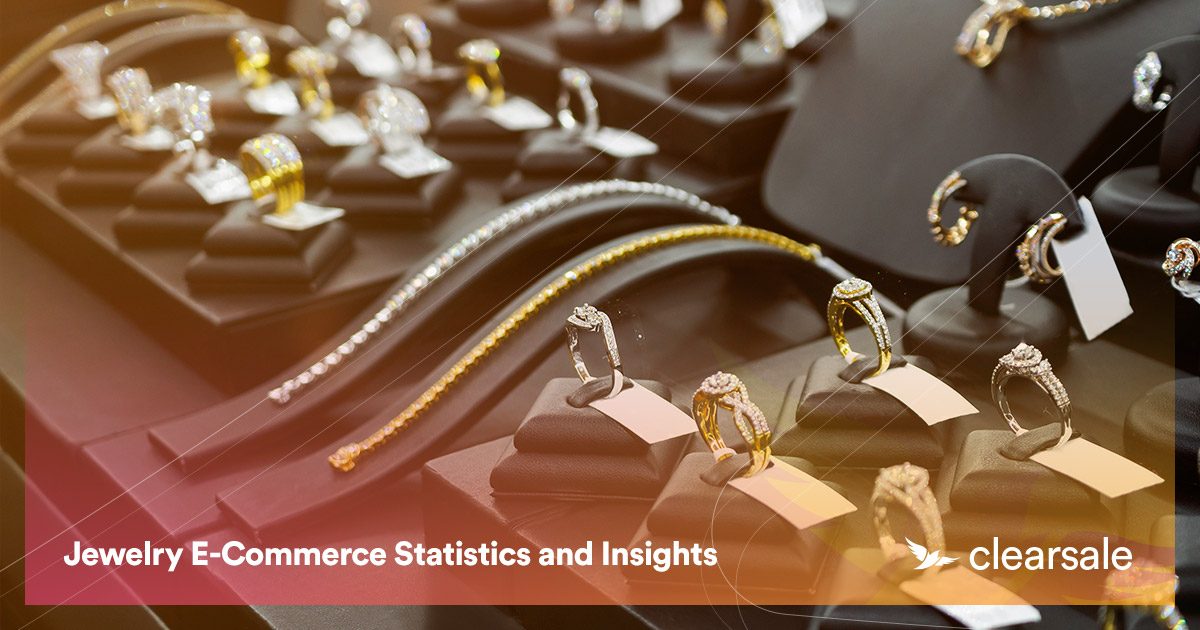 Jewelry E-Commerce Statistics and Insights