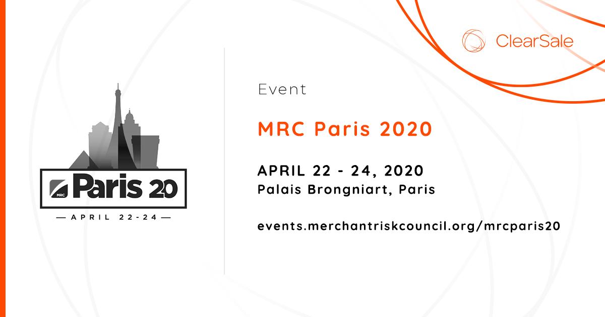 MRC Paris 2020