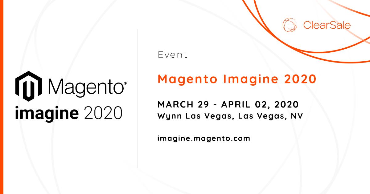 Magento Imagine 2020