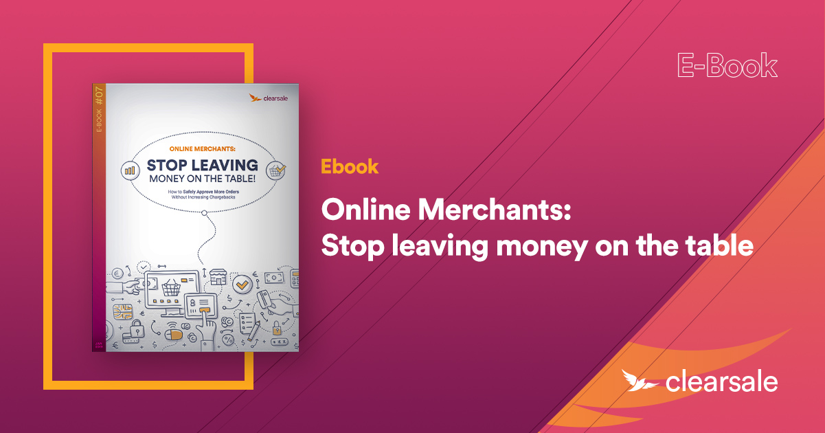 Online Merchants - Stop leaving money on the table