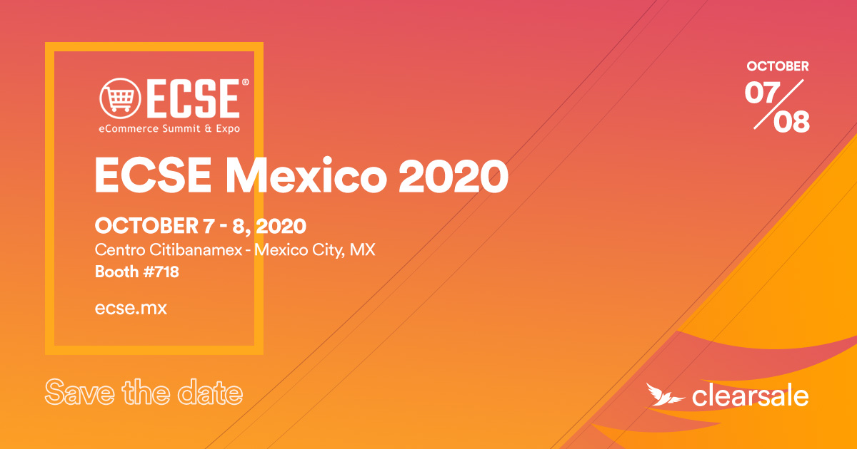 ClearSale at ECSE Mexico
