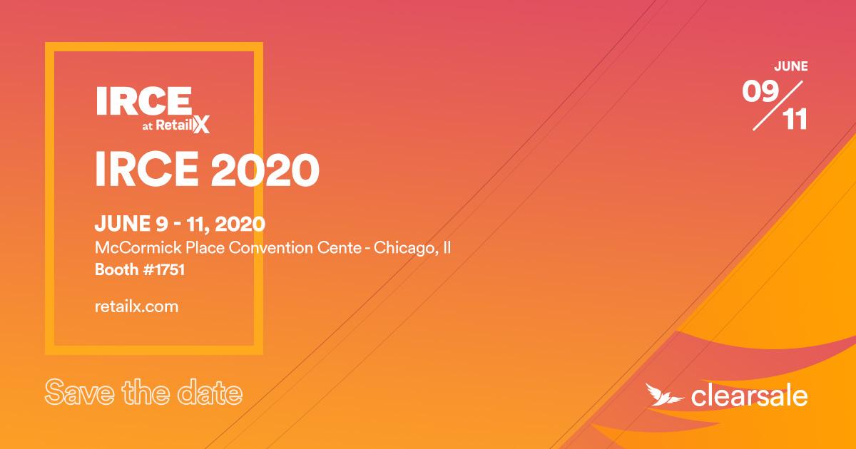 SaveTheDate - IRCE 2020 -wide2
