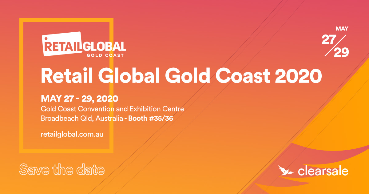 ClearSale at Retail Global Gold Coast 2020