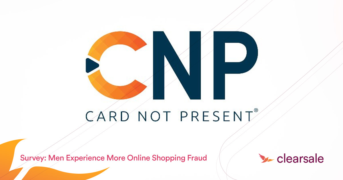 Survey: Men Experience More Online Shopping Fraud