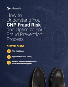 Manage Your CNP Fraud Risk