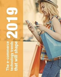 Ebook - E-Commerce Technology Trends 2019