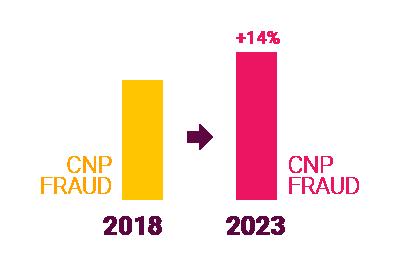 CNP fraud rise