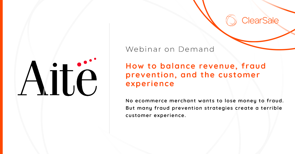 How to balance revenue, fraud prevention, and customer experience