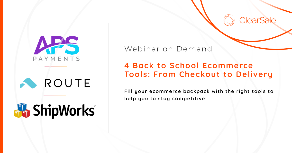 4 Back to School eCommerce Tools: From Checkout to Delivery
